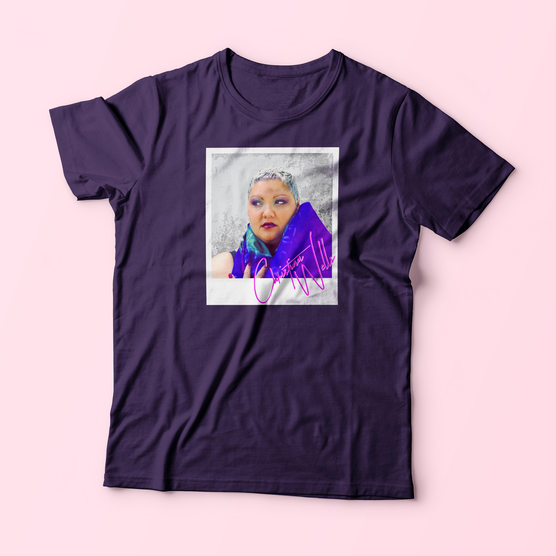 Diva Polaroid - Team Purple
