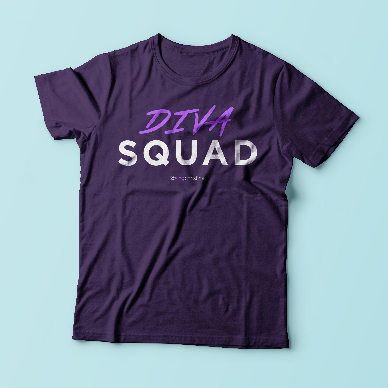 Diva Squad - Team Purple